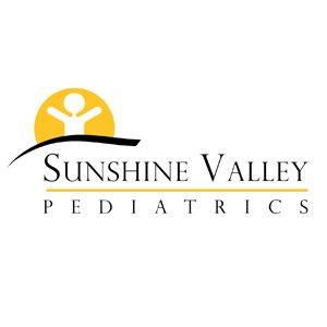 Custom Logo Design - Sunshine Valley Pediatrics