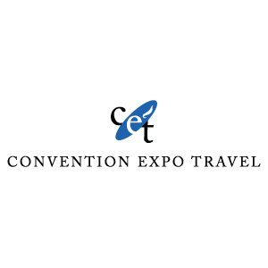 Custom Logo Design - Convention Expo Travel